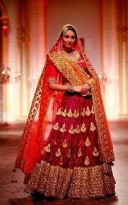 Picture of Wedding Lehenga