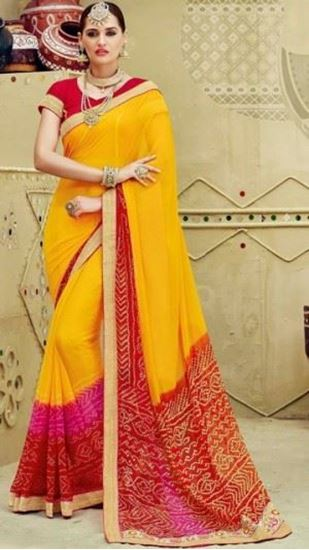 Picture of Designer Saree